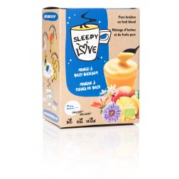 SleepyLove Mango ORGANIC : Bach Flower & Mango - No added sugar