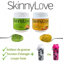 SkinnyLove - cure minceur 3 semaines + shaker