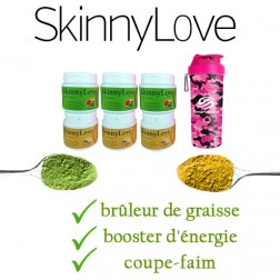 SkinnyLove - cure minceur 9 semaines